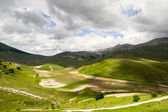Castelluccio Di Norcia — Stock Photo