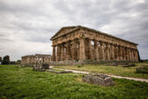 Paestum Neptune Temple — Photo