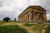 Paestum Neptune Temple — Stock Photo