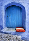 Streets from morocco — Stock Photo