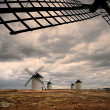 Windmill — Stock Photo #43422267