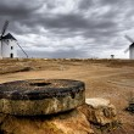 Windmill — Stock Photo #43422471
