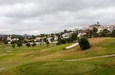 Golf sahası — Stok fotoğraf