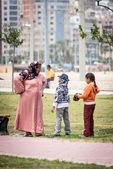 Morocco people — Stock Photo