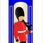 Постер, плакат: Guard Duty