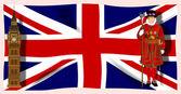 London England. — Stock Vector