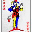 Постер, плакат: The Joker Card