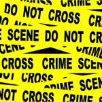 Постер, плакат: Crime Scene Tape