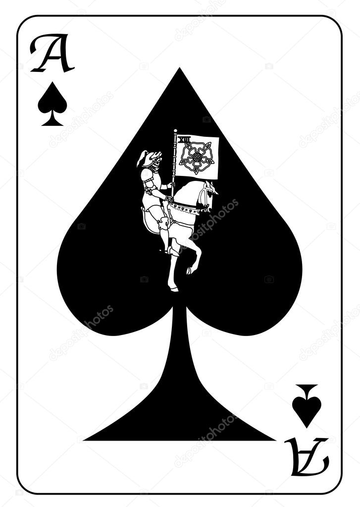 Ace of Spades Vector T...