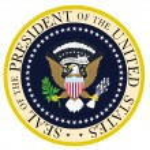 Постер, плакат: President Seal
