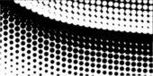 Diag Half Tone — Stock Vector