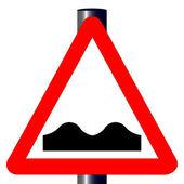 Road Traffic Sign — Stock Vector