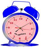 Flytande tid — Stockvektor