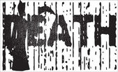 Death — Stock Vector