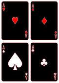 Black Aces — Διανυσματικό Αρχείο