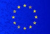 Avrupa birliği bayrağı — Stok Vektör