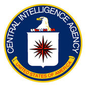 Logotipo de la Cia — Vector de stock