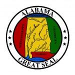 Alabama State Seal — Cтоковый вектор