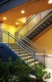 Metal Stairway — Стоковое фото