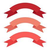 Vintage ribbon banner — Stock Vector