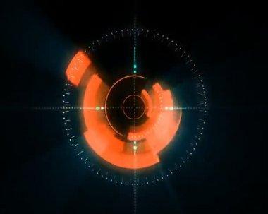 The radar — Stock Video