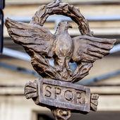 SPQR — Stock Photo