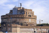 The Mausoleum of Hadrian - Castel Sant'Angelo — Stock Photo