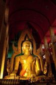 Big Buddha at Tonson temple, Angthong, Thailand — Stock Photo