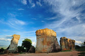 Stone henge Thailand — Stock Photo