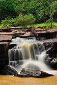 Tadtone waterfall — Stock Photo