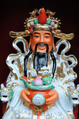 Chinese sculpture — Stock Photo
