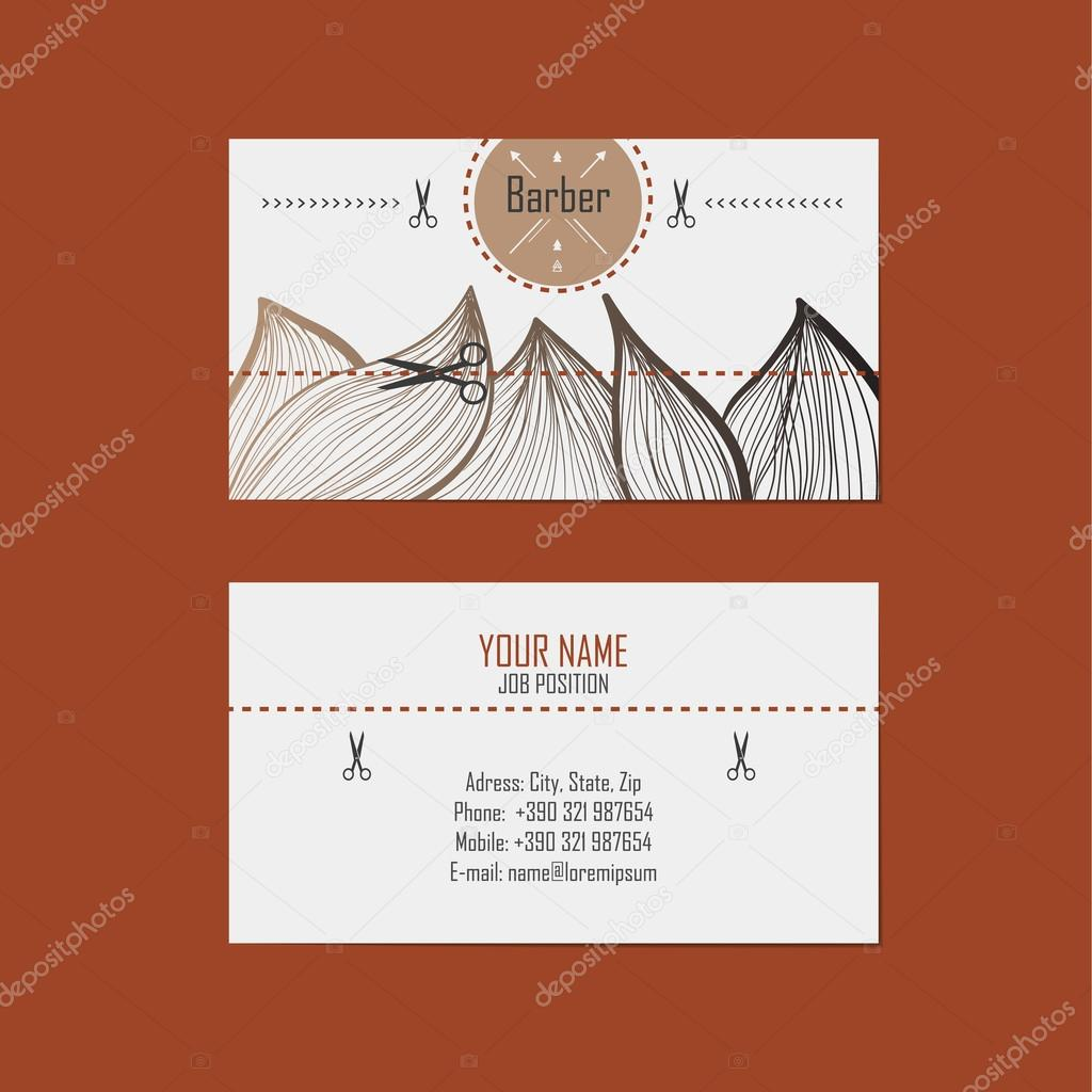 Hairdresser business card templates free mandegarfo hairdresser business card templates free flashek Gallery