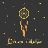Dream catcher — Stockvektor