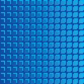 Blau abstrakt — Stockvektor