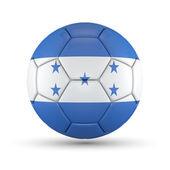 3d - футбол - Гондурас — Стоковое фото