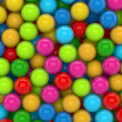 3D - Colored Balls 4 — Stock Photo #45986341