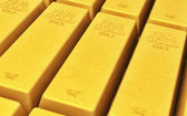 Gold Bars 2 — Stock Photo