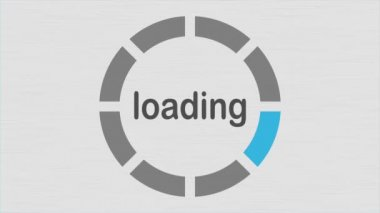 VID - Preloading 2 — Stock Video