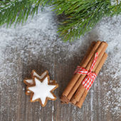 Cardamon With Gingerbread — Stockfoto