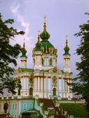 Saint Andrew's cathedral — Stockfoto