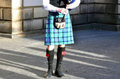 The kilt — Stock Photo