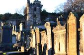 Stary cmentarz — Zdjęcie stockowe