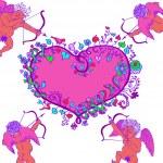 Valentines day — Stock Vector #44526713