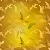 муха птица — Стоковое фото