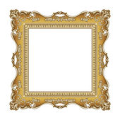 Frame old ornament — Stockvector