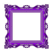 Frame old ornament — Stockvektor