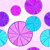Pattern background vector fun happy — Stock Vector