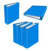 Folder color vector icon — Stock Vector