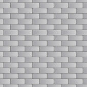 Brick wall pattern vector background — Stock Vector