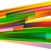 Abstracte technologie lijnen vector achtergrond — Stockvector